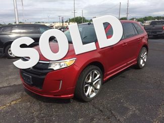 2011 Ford Edge Sport in Oklahoma City OK