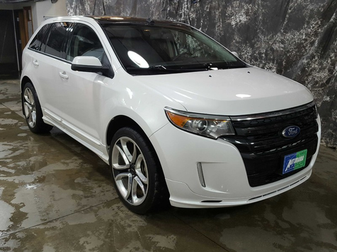 2011 Ford Edge Sport in , ND