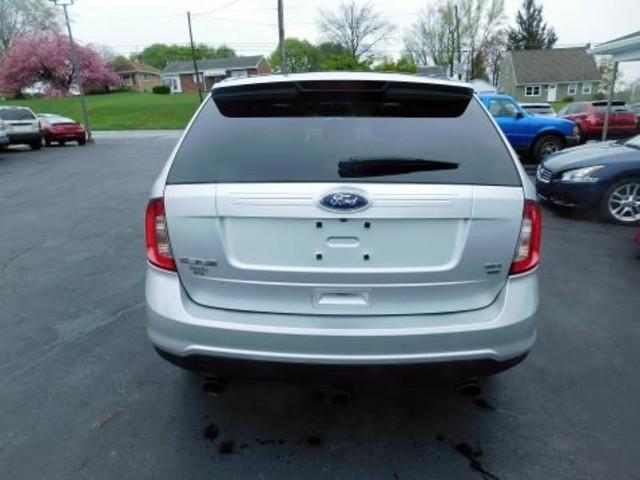 2011 Ford Edge SEL Ephrata, PA 4