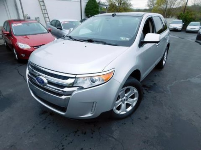 2011 Ford Edge SEL Ephrata, PA 7