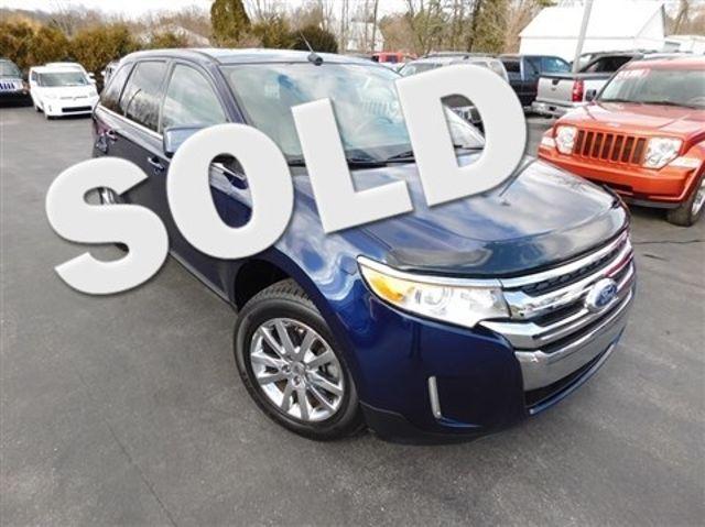 2011 Ford Edge Limited Ephrata, PA 0