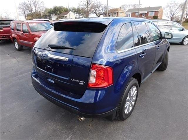 2011 Ford Edge Limited Ephrata, PA 3