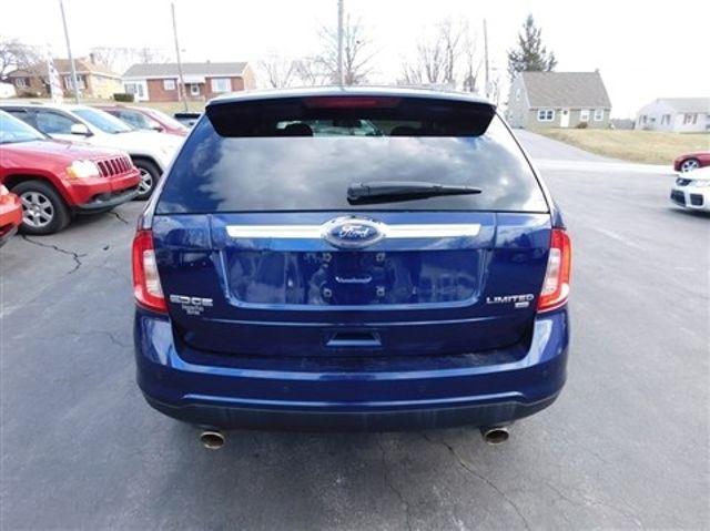 2011 Ford Edge Limited Ephrata, PA 4