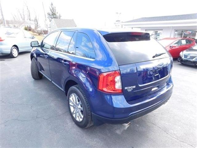 2011 Ford Edge Limited Ephrata, PA 5