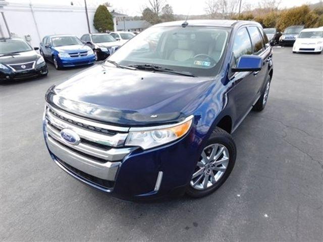 2011 Ford Edge Limited Ephrata, PA 7