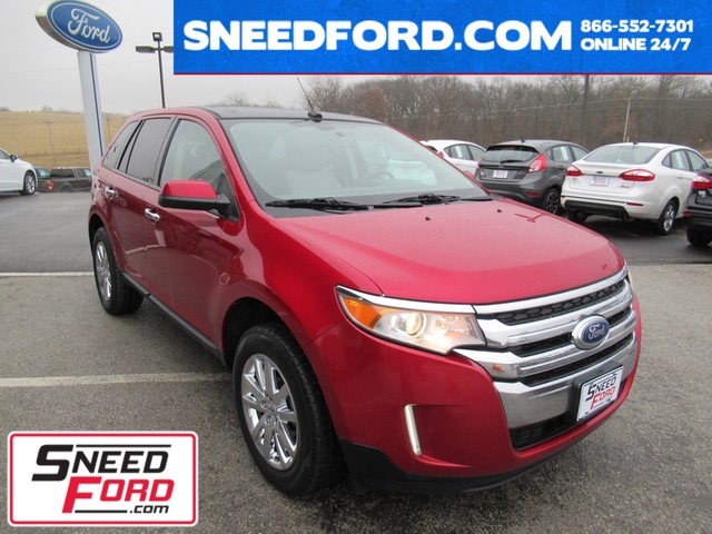 2011 Ford Edge SEL in Gower Missouri