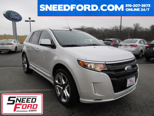 2011 Ford Edge Sport AWD in Gower Missouri