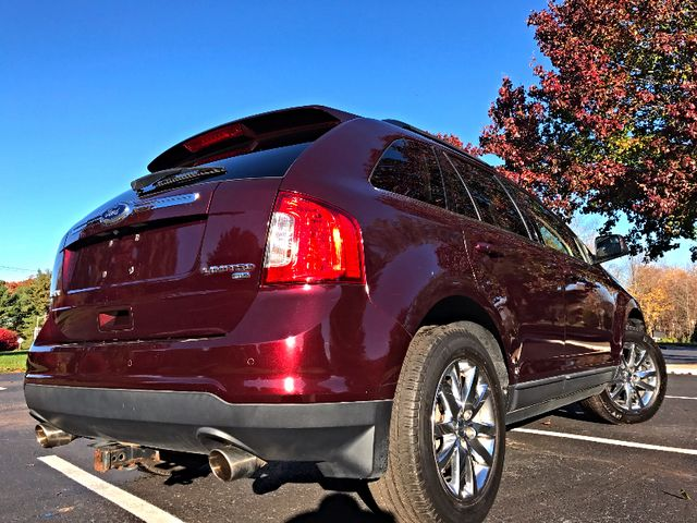 2011 Ford Edge Limited Leesburg, Virginia 2
