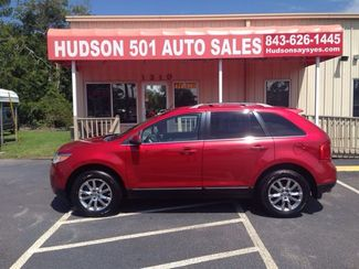 2011 Ford Edge in Myrtle Beach South Carolina