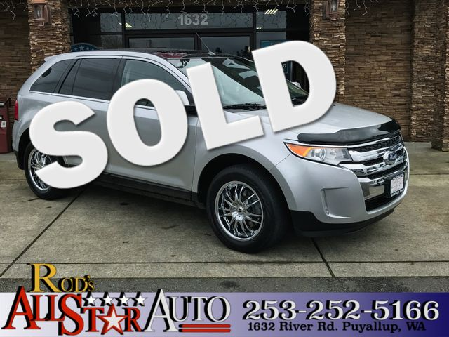 2011 Ford Edge Limited AWD The CARFAX Buy Back Guarantee that comes with this vehicle means that y