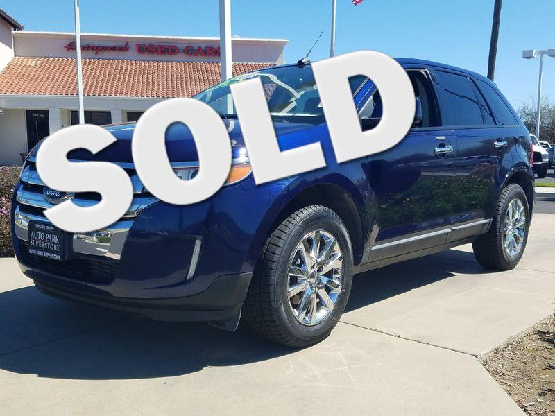 2011 Ford Edge SEL   San Luis Obispo, CA   Auto Park Sales & Service in San Luis Obispo CA