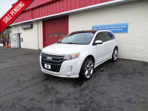 2011 Ford Edge Sport in WATERBURY, CT