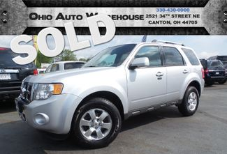 2011 Ford Escape Limited 4x4 V6 Leather We Finance  | Canton, Ohio | Ohio Auto Warehouse LLC in  Ohio
