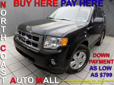 2011 Ford Escape XLT As low as $799 DOWN in Cleveland, Ohio