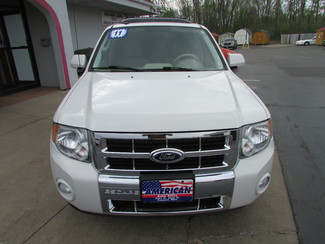 2011 Ford Escape Limited Fremont, Ohio 3