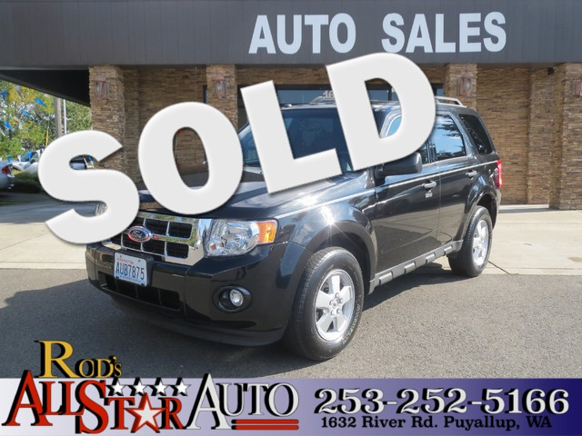 2011 Ford Escape XLT 4WD The CARFAX Buy Back Guarantee that comes with this vehicle means that you