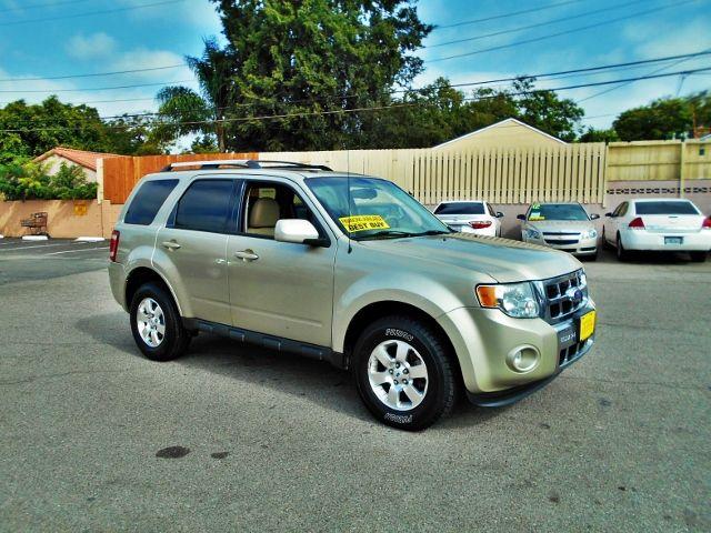 2011 Ford Escape Limited Limited warranty included to assure your worry-free purchase AutoCheck r