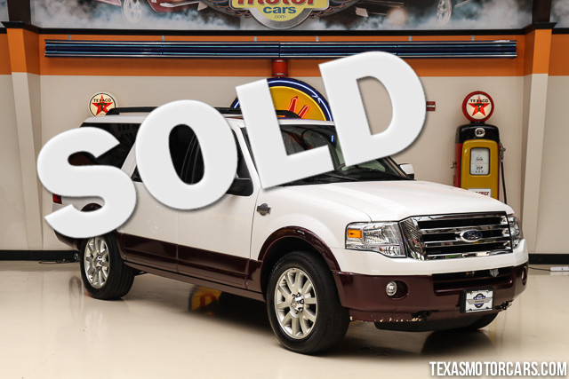 2011 Ford Expedition EL King Ranch This Carfax 1-Owner 2011 Ford Expedition EL King Ranch is in gr