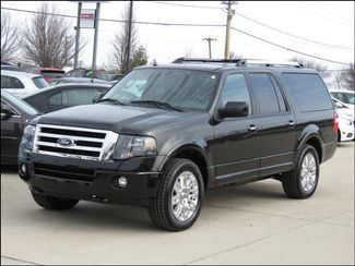 2011 Ford Expedition EL Limited 4WD Nav/DualDVD/Sunroof  in  Iowa