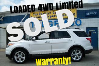 2011 Ford Explorer 4WD Limited Bentleyville, Pennsylvania