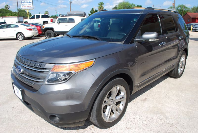 2011 Ford Explorer Limited  Brownsville TX  English Motors  in Brownsville, TX