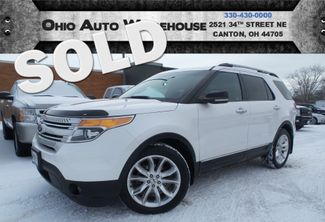 2011 Ford Explorer XLT 3rd Row Leather V6 We Finance | Canton, Ohio | Ohio Auto Warehouse LLC in  Ohio