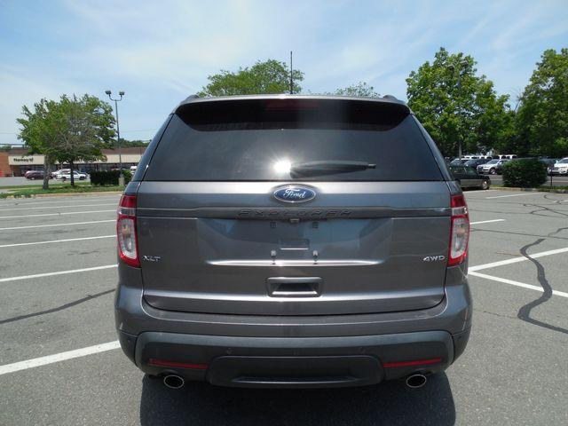 2011 Ford Explorer LIMITED Leesburg, Virginia 4