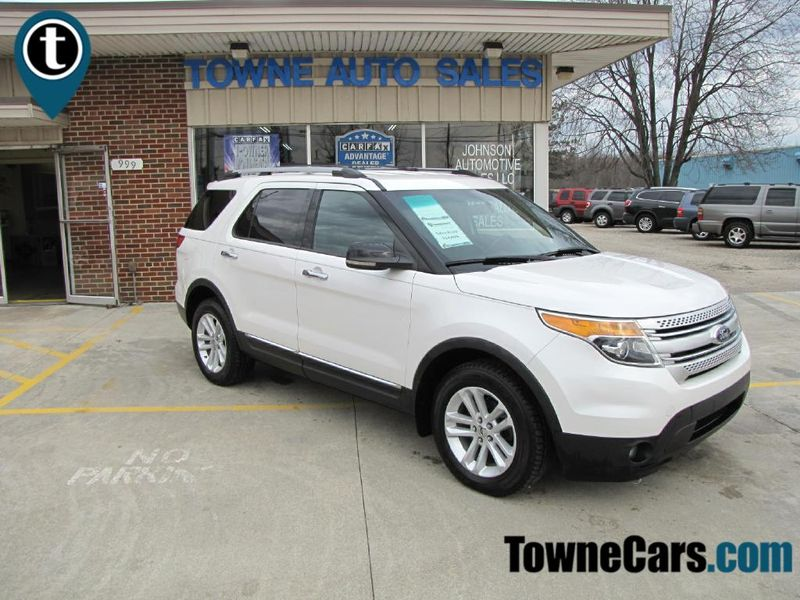2011 Ford Explorer XLT | Medina, OH | Towne Auto Sales in Medina OH