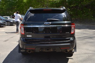 2011 Ford Explorer Limited Naugatuck, Connecticut 3