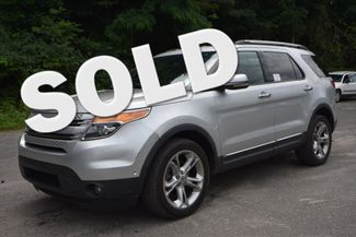 2011 Ford Explorer Limited Naugatuck, Connecticut