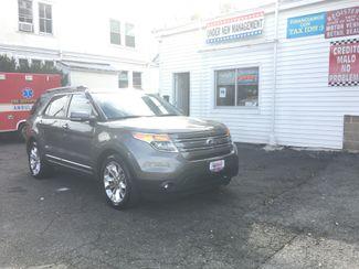 2011 Ford Explorer Limited Portchester, New York 1
