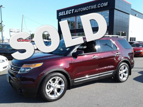 2011 Ford Explorer Limited in Virginia Beach, Virginia