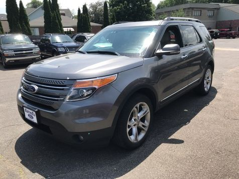2011 Ford Explorer Limited in West Springfield, MA