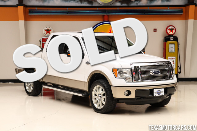 2011 Ford F-150 King Ranch This Carfax 1-Owner 2011 Ford F-150 King Ranch is in great shape with on