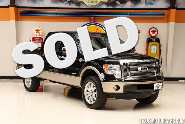 2011 Ford F-150 King Ranch 4x4 This Carfax 1-Owner accident-free 2011 Ford F-150 King Ranch 4x4 i