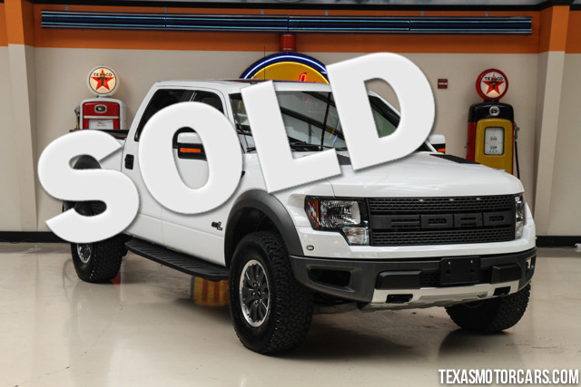 2011 Ford F-150 SVT Raptor Financing is available with rates as low as 29 wac Get pre-approved