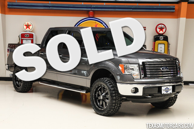 2011 Ford F-150 XLT This 2011 Ford F-150 XLT is in great shape with only 106 989 miles The F-150