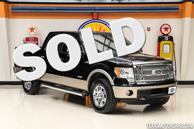 2011 Ford F-150 Lariat This 2011 Ford F-150 Lariat is in great shape with only 75 739 miles The