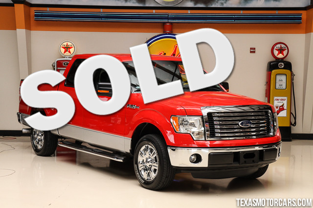2011 Ford F-150 XLT This Carfax accident-free 1-Owner 2011 Ford F-150 XLT is in great shape with