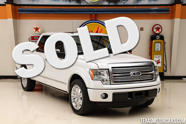 2011 Ford F-150 Platinum This Clean Carfax 2011 Ford F-150 Platinum is in great shape with only 11