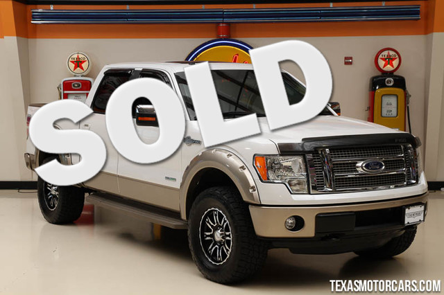 2011 Ford F-150 King Ranch This 2011 Ford F-150 King Ranch is in great shape with only 131 483 mi