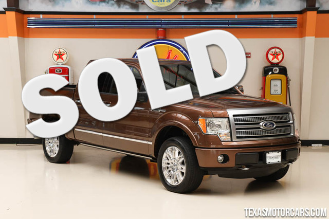 2011 Ford F-150 Platinum This Carfax 1-Owner 2011 Ford F-150 Platinum is in great shape with only
