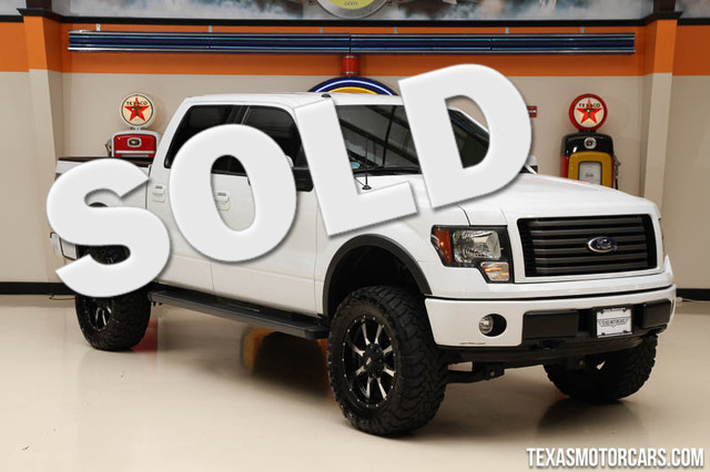 2011 Ford F-150 FX4 Financing is available with rates as low as 29 wac Get pre-approved in no