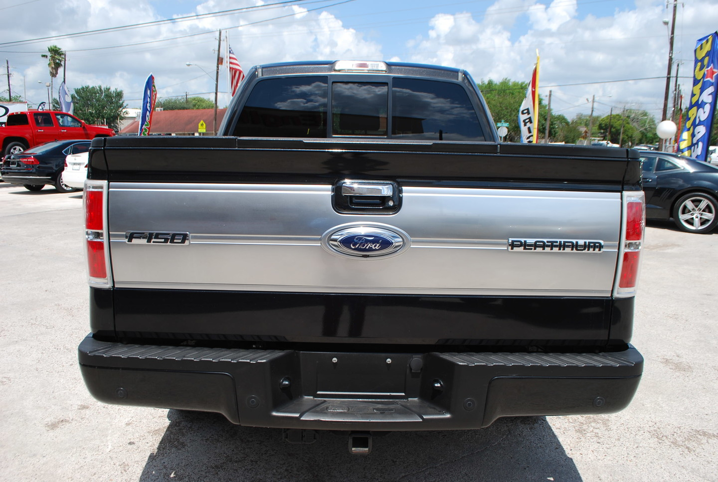 2011 ford f 150 platinum brownsville tx english motors. Black Bedroom Furniture Sets. Home Design Ideas