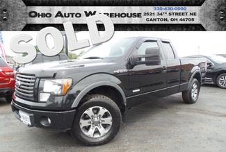 2011 Ford F-150 FX4 4x4 Leather Sunroof Cln Carfax We Finance | Canton, Ohio | Ohio Auto Warehouse LLC in  Ohio
