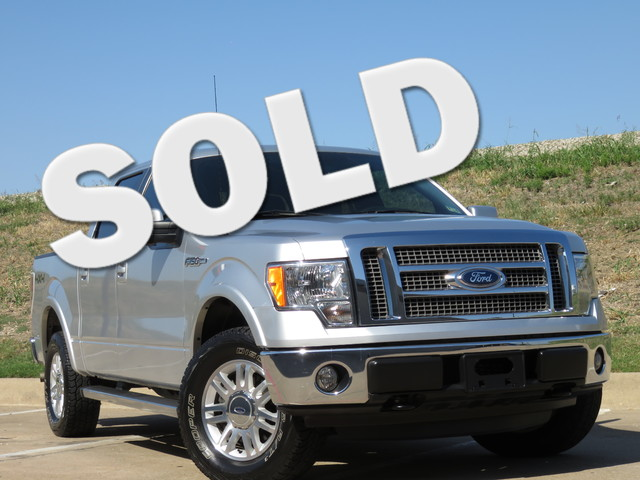 2011 Ford F-150 Lariat BRAND NEW TRUCK CONDITION This is a fresh trade in and the previous owner