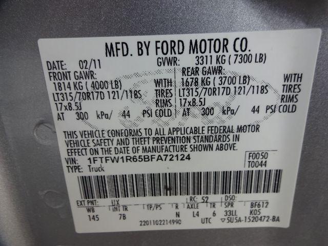 2011 Ford F-150 SVT Raptor Corpus Christi, Texas 57