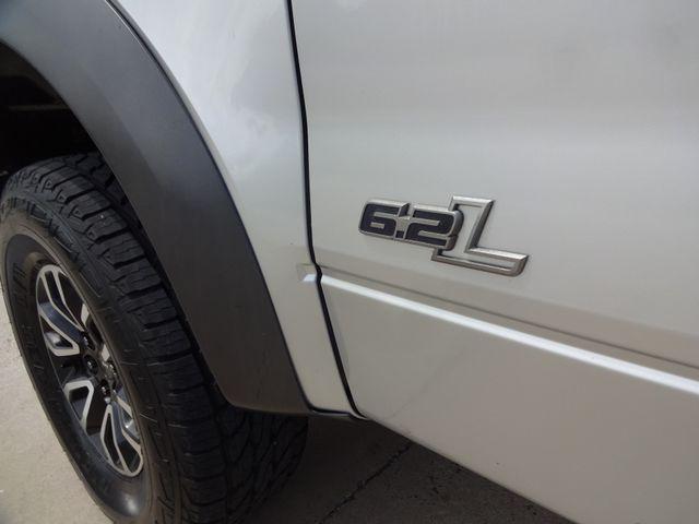 2011 Ford F-150 SVT Raptor Corpus Christi, Texas 12
