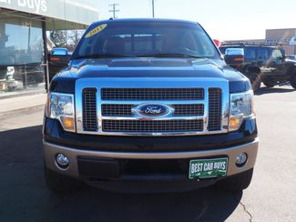 2011 Ford F-150 King Ranch Englewood, CO 1