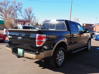 2011 Ford F-150 King Ranch Englewood, CO 5